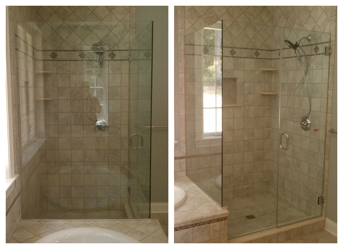 Shower doors gallery modern glass designs for Modern glass designs