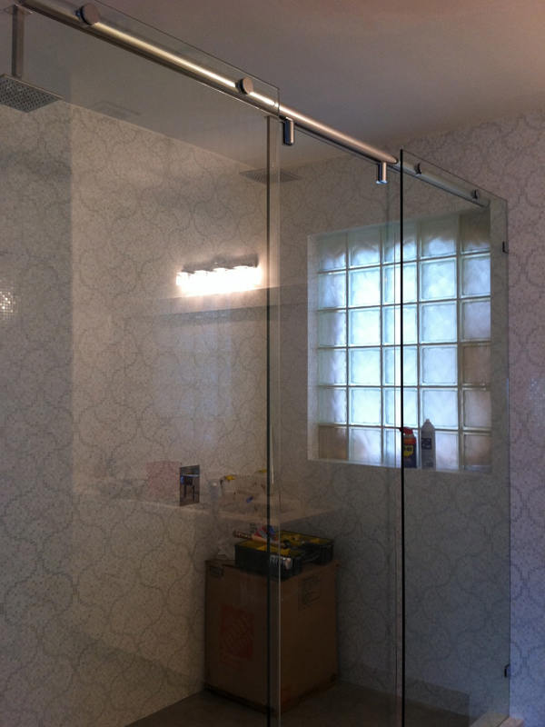 Shower doors sliding glass shower doors Sliding glass shower doors