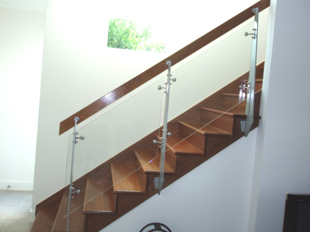 Glass Railing Gallery | Modern Glass Designs