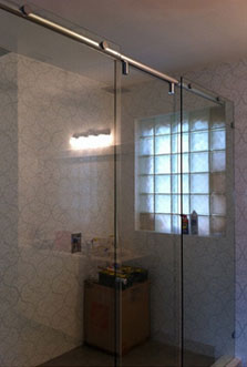 Frameless Sliding Shower Doors Modern Glass Designs