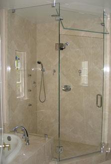 Frameless Shower Doors Modern Glass Designs