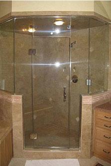 Frameless Shower Doors | Modern Glass Designs
