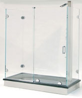 Frameless Glass Shower Doors Custom Glass Railings