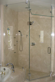 Frameless Shower Doors Modern Glass Designs