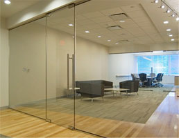 All glass commercial entrances modern glass designs these attractive all glass frameless doors can be customized to your specific application and have many hardware and finish options planetlyrics Choice Image